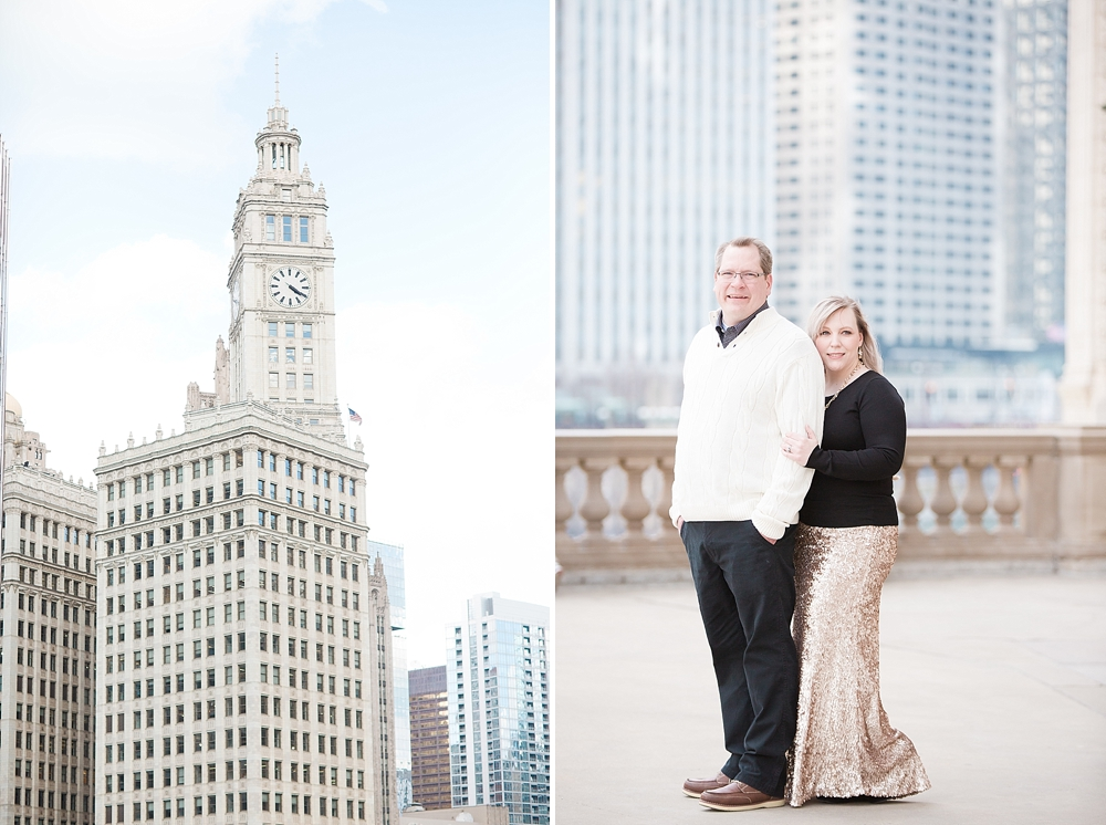 Chicago Anniversary Session