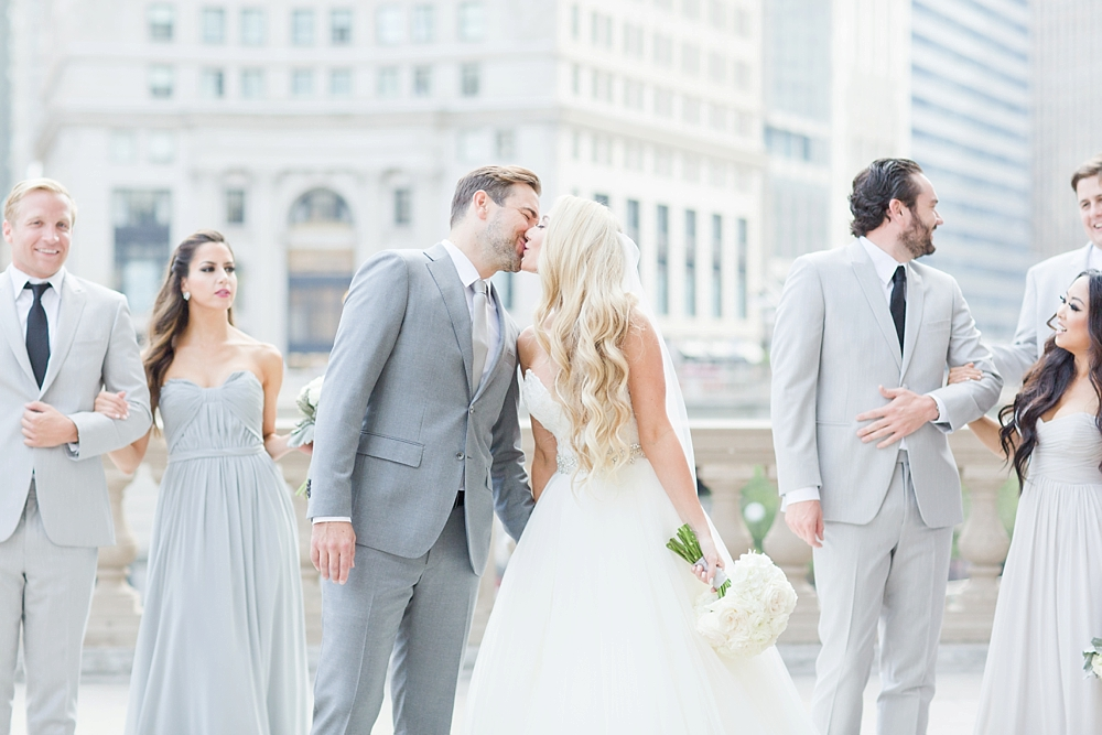 Revel Fulton Market Chicago Wedding-Alana and Brad