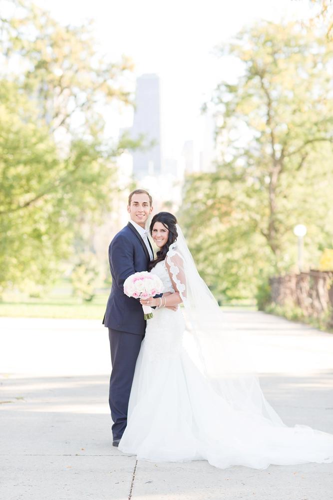 Lincoln Park Chicago Wedding