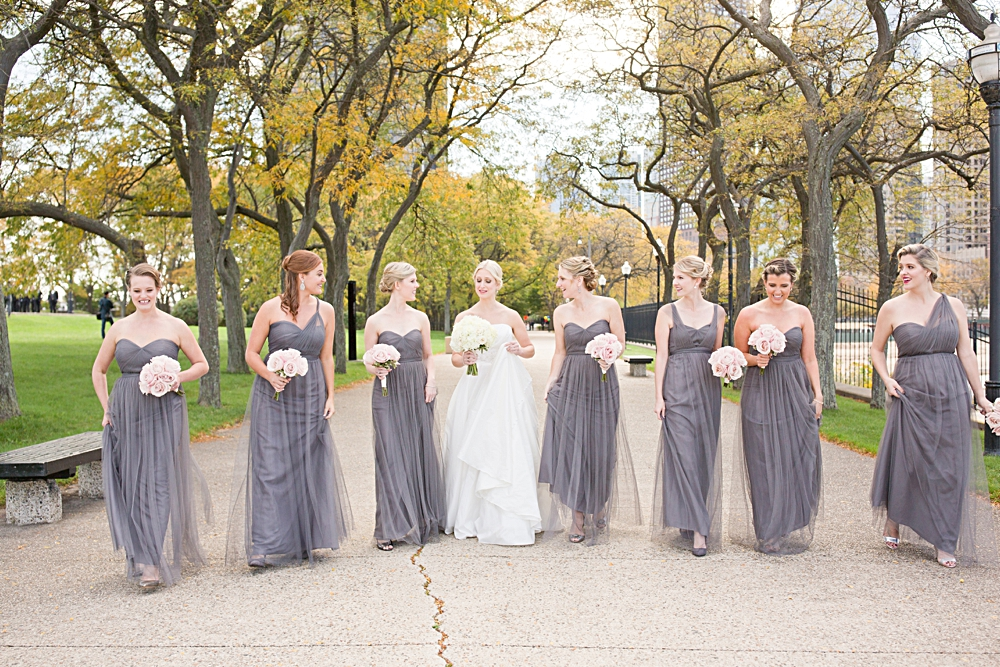 The Rookery Chicago Wedding