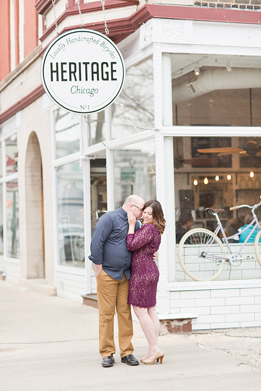 Lincoln Park Engagement Session