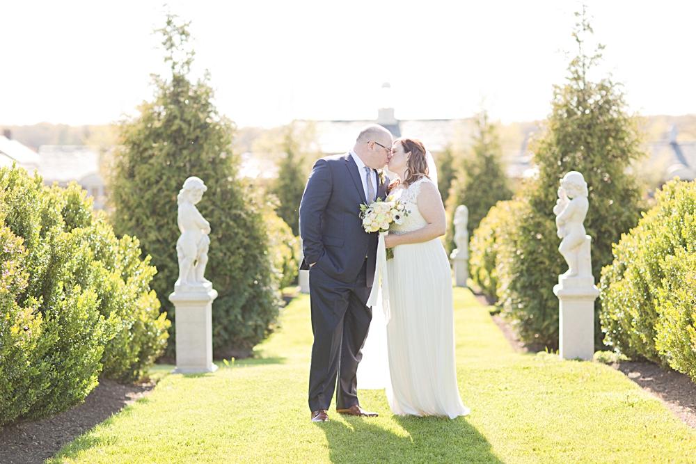 Lake Forest Wedding at Elawa Farm