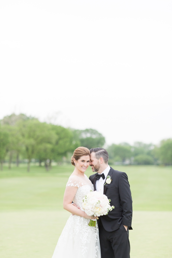 North Shore Country Club Wedding