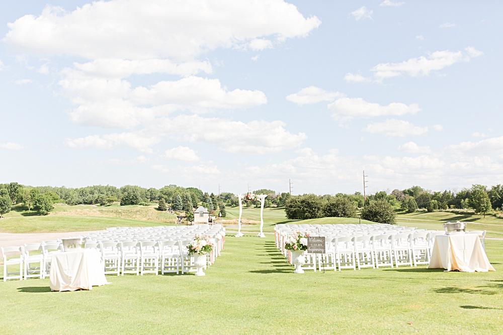 Barrington Golf Course Wedding- Alyssa and Joe