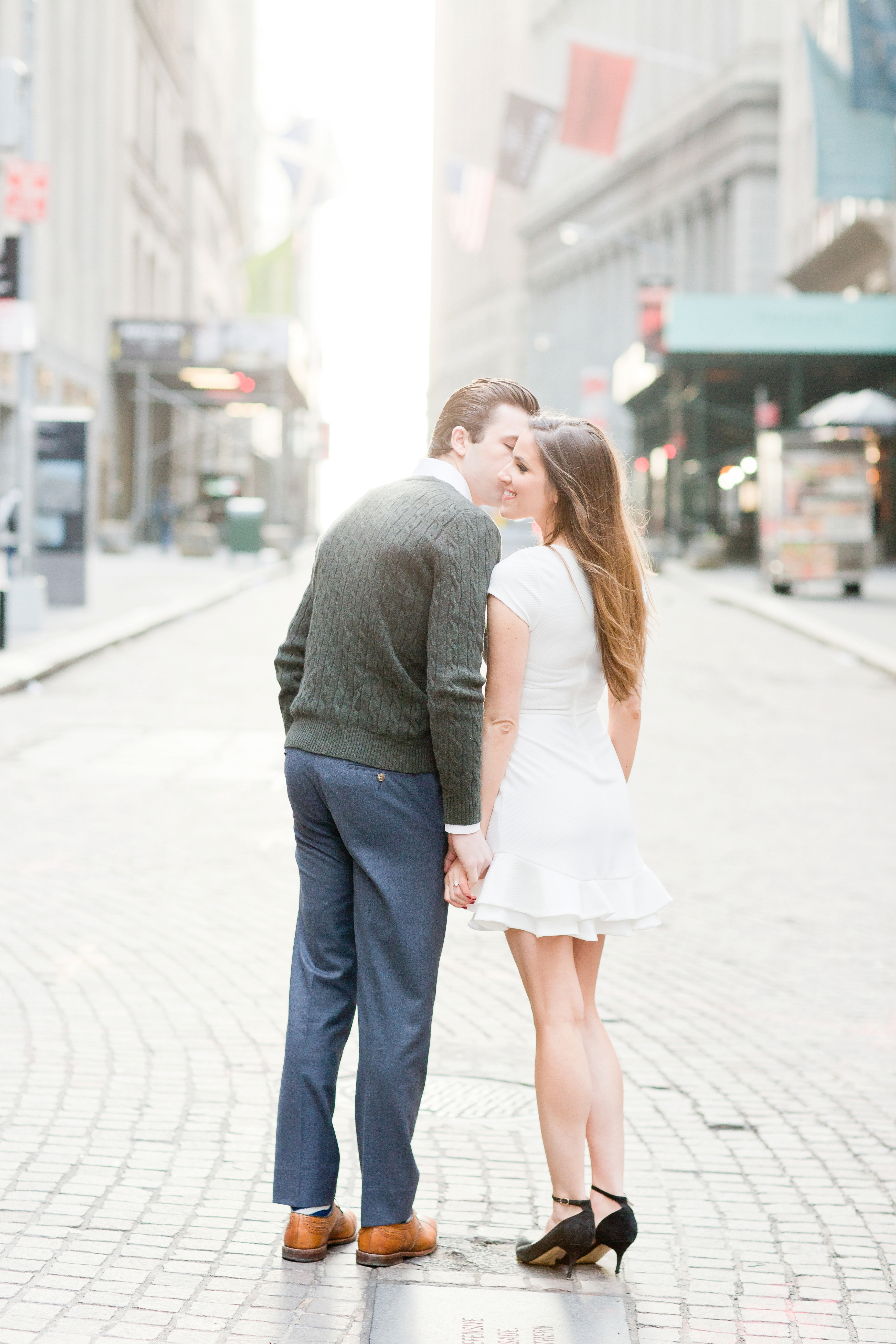 New York City Engagement Session